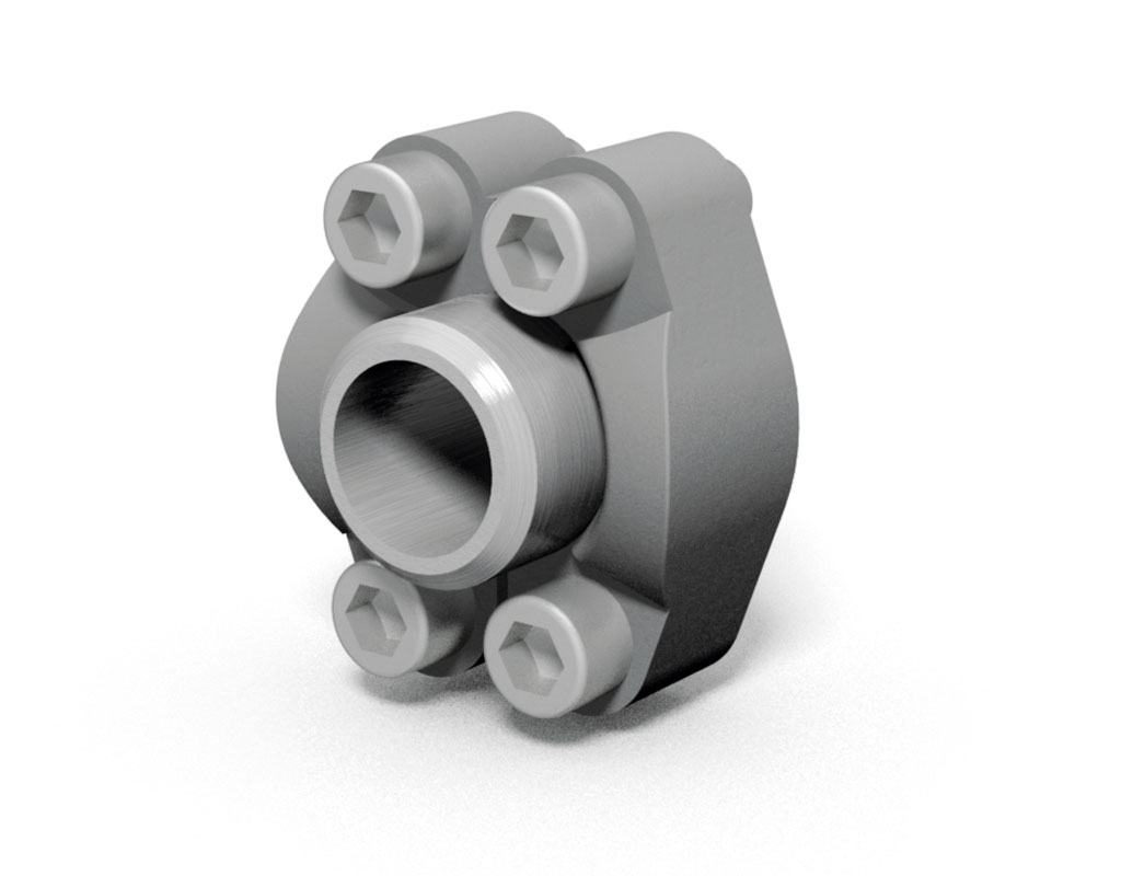 Sae connection flanges iso