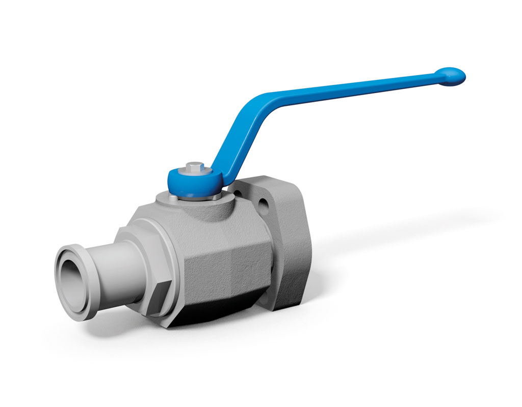 Mkhp sae saefs way ball valve with adapter split