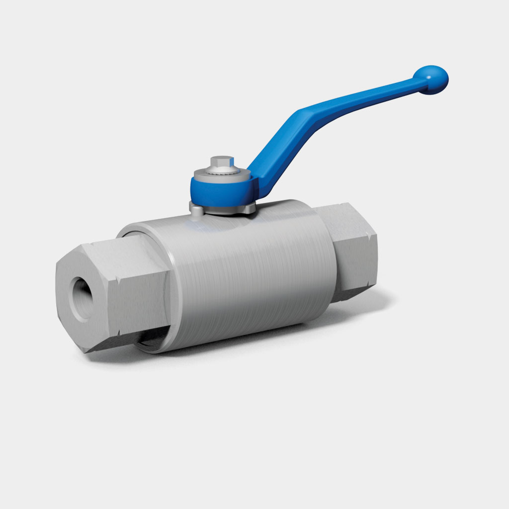 Application-specific ball valves