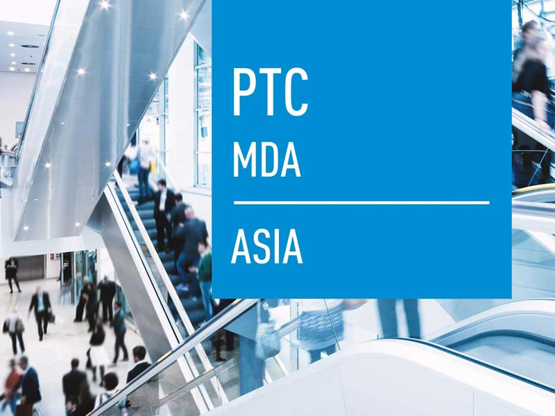 MHA ZENTGRAF at PTC 2019 in Shanghai